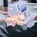 Selber nähen macht Spass ⎪ Nähkurs bei Couture-Rindlisbacher mit der Overlock