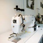 Selber nähen macht Spass ⎪ Nähkurs bei Couture-Rindlisbacher mit der Industrie Schnellnäher